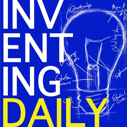 Inventing Daily Logo