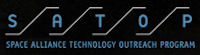 Space Alliance Technology Outreach Program Logo